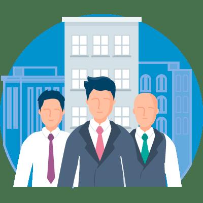 صفحه درباره سیستم مدیریت آموزشی
