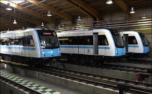 ترخیص تجهیزات راه آهن و خط ریلی