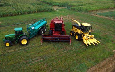 ترخیص ماشین آلات کشاورزی از گمرک