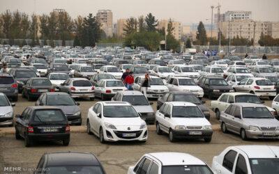 تقسیط یک ساله خلافی خودروهای رسوبی در کرمانشاه ادامه دارد