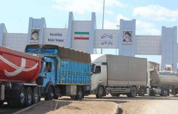 صادرات ۴۰۰ کامیون سیب زمینی به عراق ظرف ۴ روز