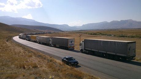 افت شدید صادرات به ترکیه/ واردات پابرجاست
