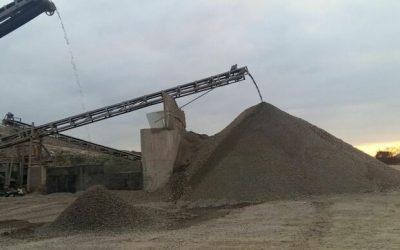 صادرات بیش از ۱.۳ میلیارد دلاری سنگ، گچ، شن و ماسه
