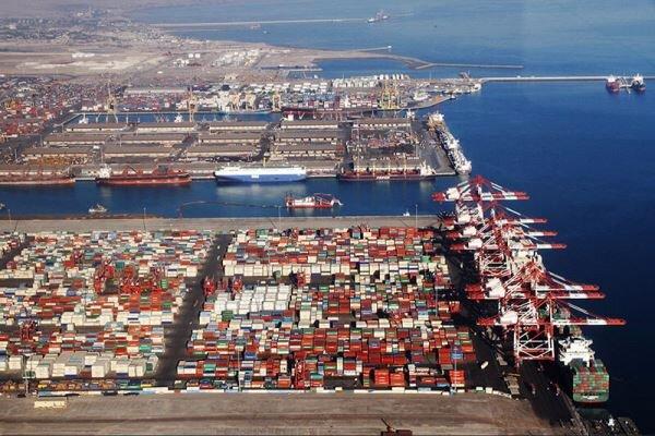 تجارت ۷.۳ میلیارد دلاری کشور در آذرماه
