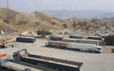 مرز سومار بین ایران و عراق هنوز فعال نشده است
