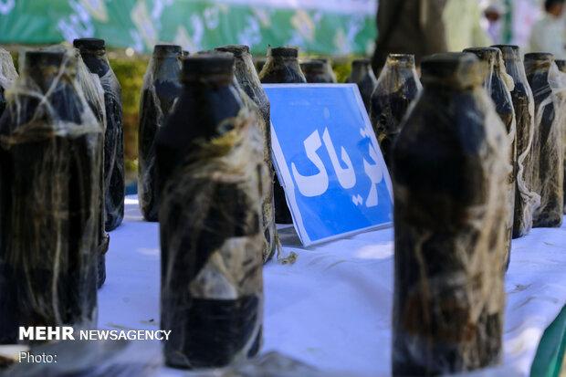 کشفیات مواد مخدر در زنجان ۲۳ درصد رشد دارد