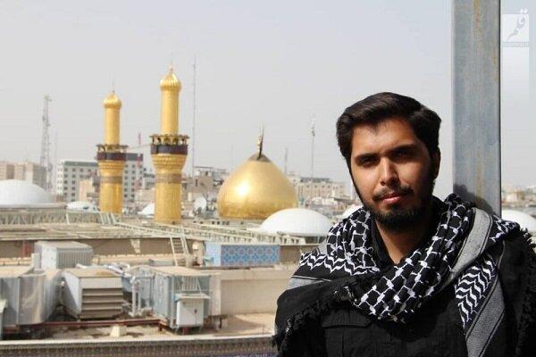مراسم اولین سالگرد شهید جهادگر رسانهای کرمانشاه برگزار میشود