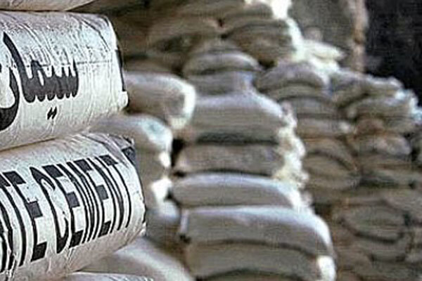 صادرات پاکت کاغذی سیمان آزاد شد