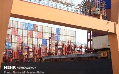 تجارت خارجی ۳۶.۵ میلیارد دلاری کشور با همسایگان در سال ۹۹