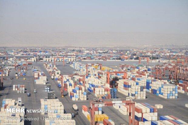 تجارت ۶.۷ میلیارد دلاری کشور در دی ماه