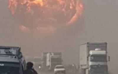 جزئیات انفجار در مرز ایران و افغانستان