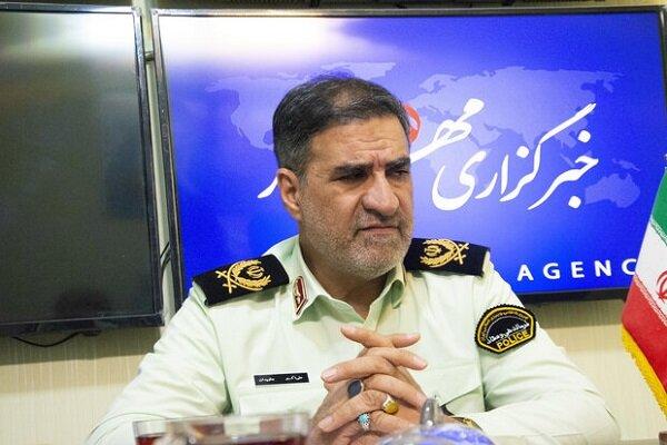 دستگیری سارق حرفهای در کرمانشاه