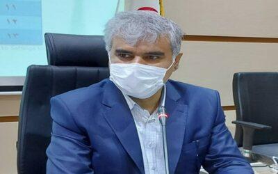 ۱۰ شهرستان در کرمانشاه نارنجی شد