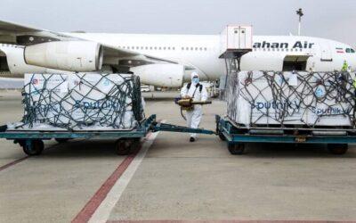 ۶ میلیون دوز واکسن چینی بامداد امروز وارد فرودگاه امام شد