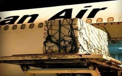 ۴۰۰ هزار دوز واکسن سینوفارم از چین وارد فرودگاه امام شد