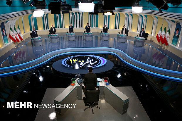 مناظره نامزدهای انتخابات ریاستجمهوری شد
