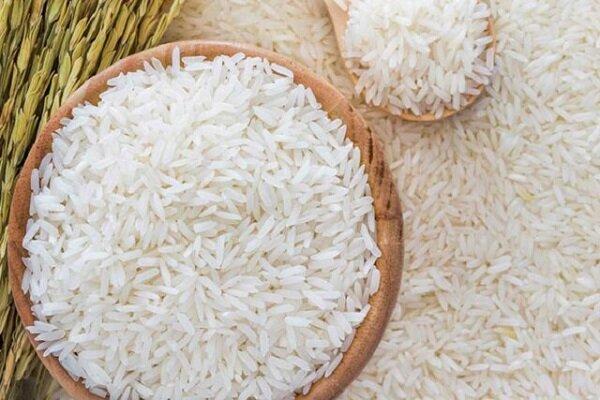 واردات ۶ ماهه امسال برنج ۷۱۵ هزار تن است