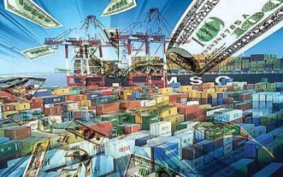 ارزش تجارت خارجی ایران به بیش از ۳۸ میلیارد دلار رسید