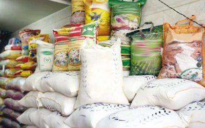 ۹۱ هزار تن برنج ترخیص شد