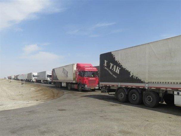 تبادل کالا در مرز دوغارون از سر گرفته می شود