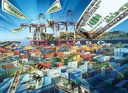 تجارت ۷.۵ میلیارد دلاری ایران در اسفند ماه