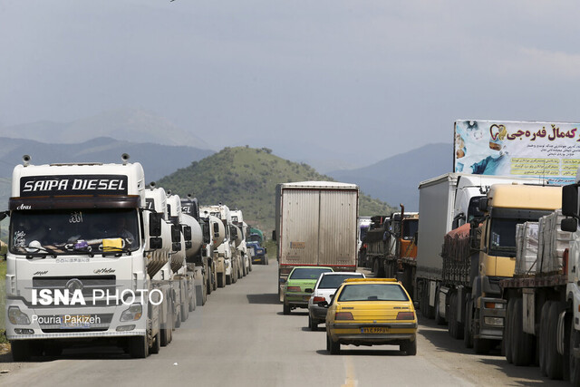 آخرین خبر از مرزها؛ تردد مسافر از مرز ترکیه برای افراد مقیم