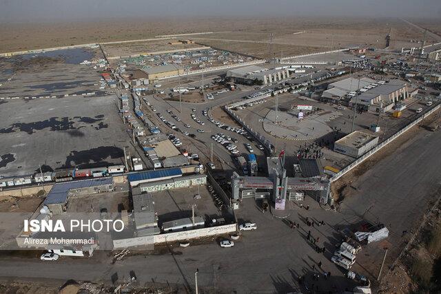 وضعیت بازگشایی مرز چذابه این هفته مشخص میشود