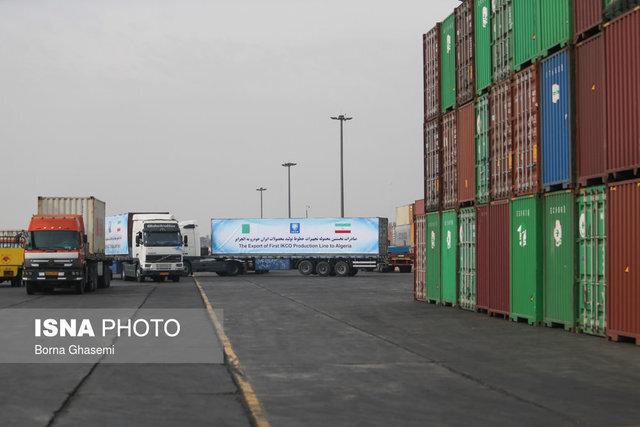 سال ۹۹ واردات و صادرات قزوین هر دو منفی شد
