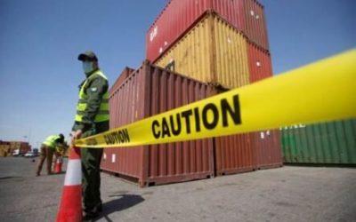 ارزش تجارت خارجی گمرکات مازندران از ۶۱۹ میلیون دلار گذشت