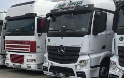 یک استثنا برای واردات ۹ برند کامیون
