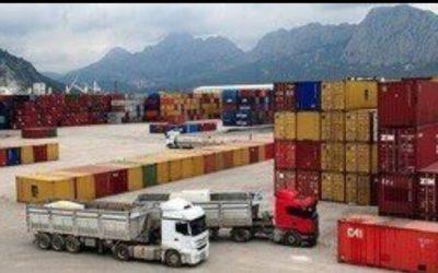 بیش از ۲ میلیون دلار صادرات غیرنفتی از گمرک کهگیلویه و بویراحمد